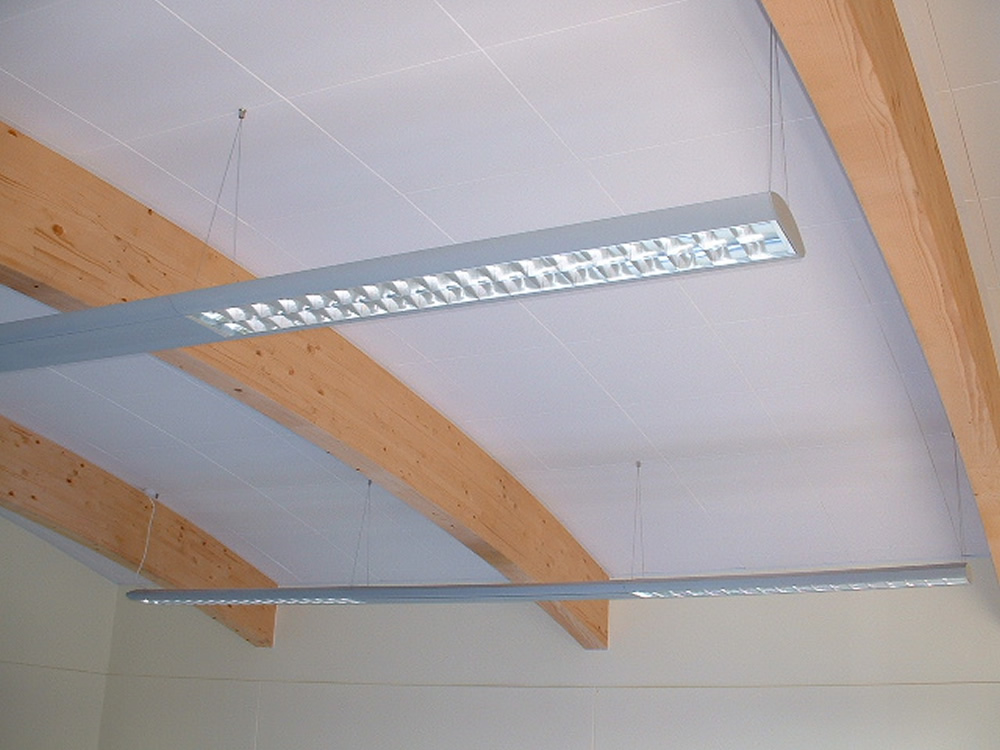 Concealed Grid Ceilings - Large