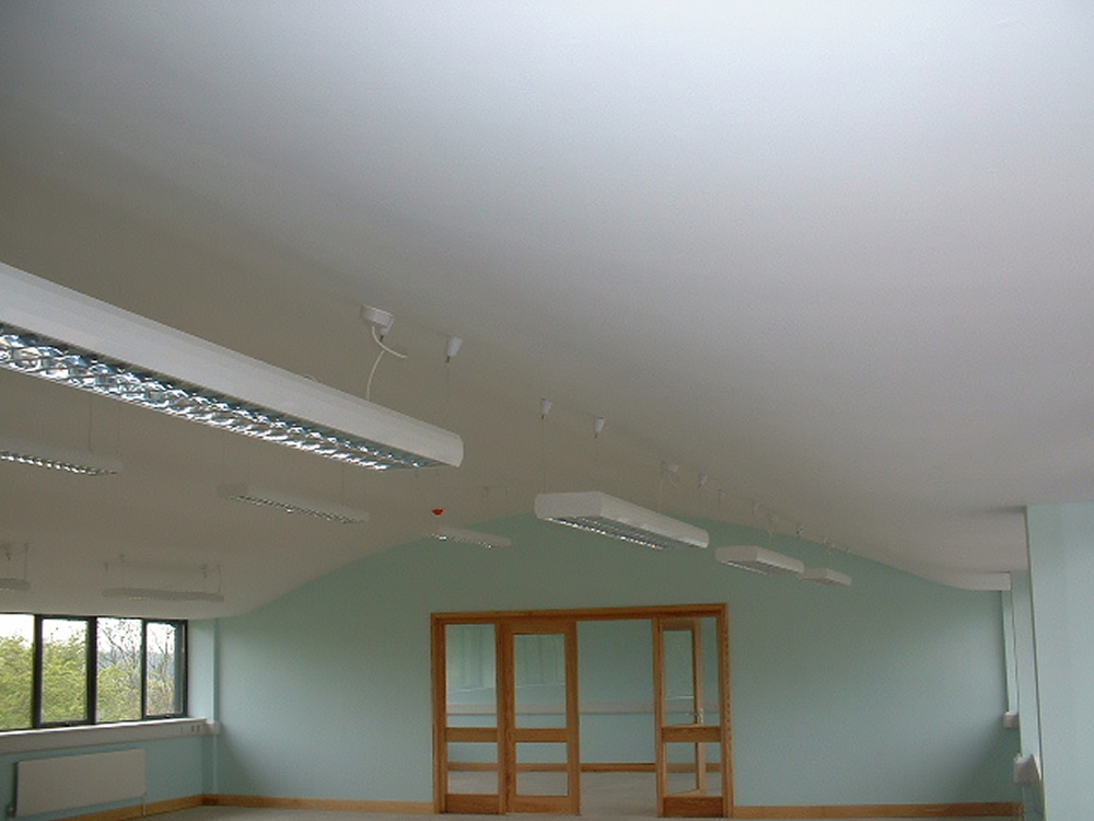 Curved Ceilings - Large