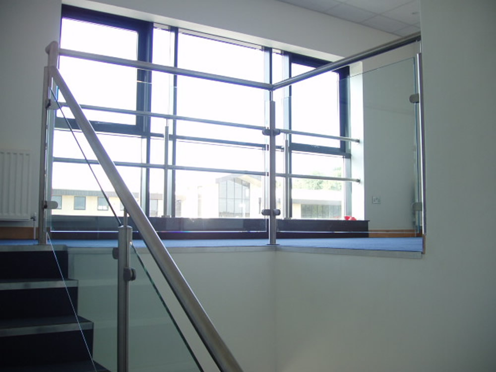 Stainless Steel And Glass - Large