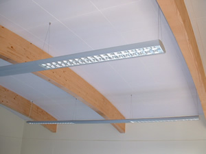 Concealed Grid Ceilings