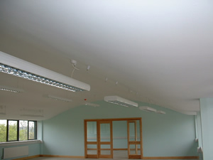 Curved Ceilings